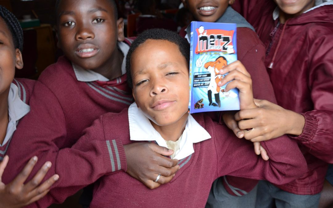 Food for Thought to reach Joburg City kids through Play Africa