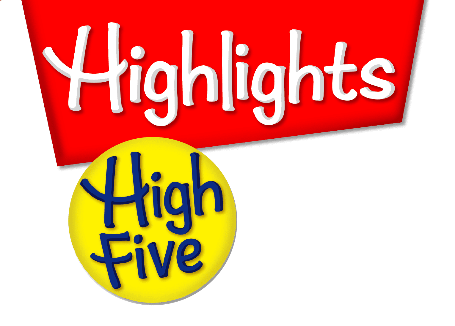 Highlight High Five Logo