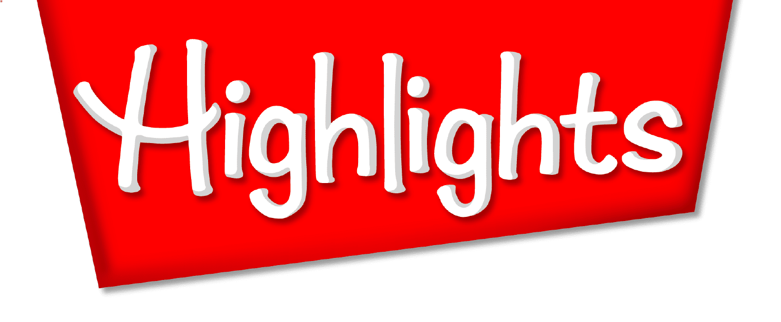 Highlights magazine logo