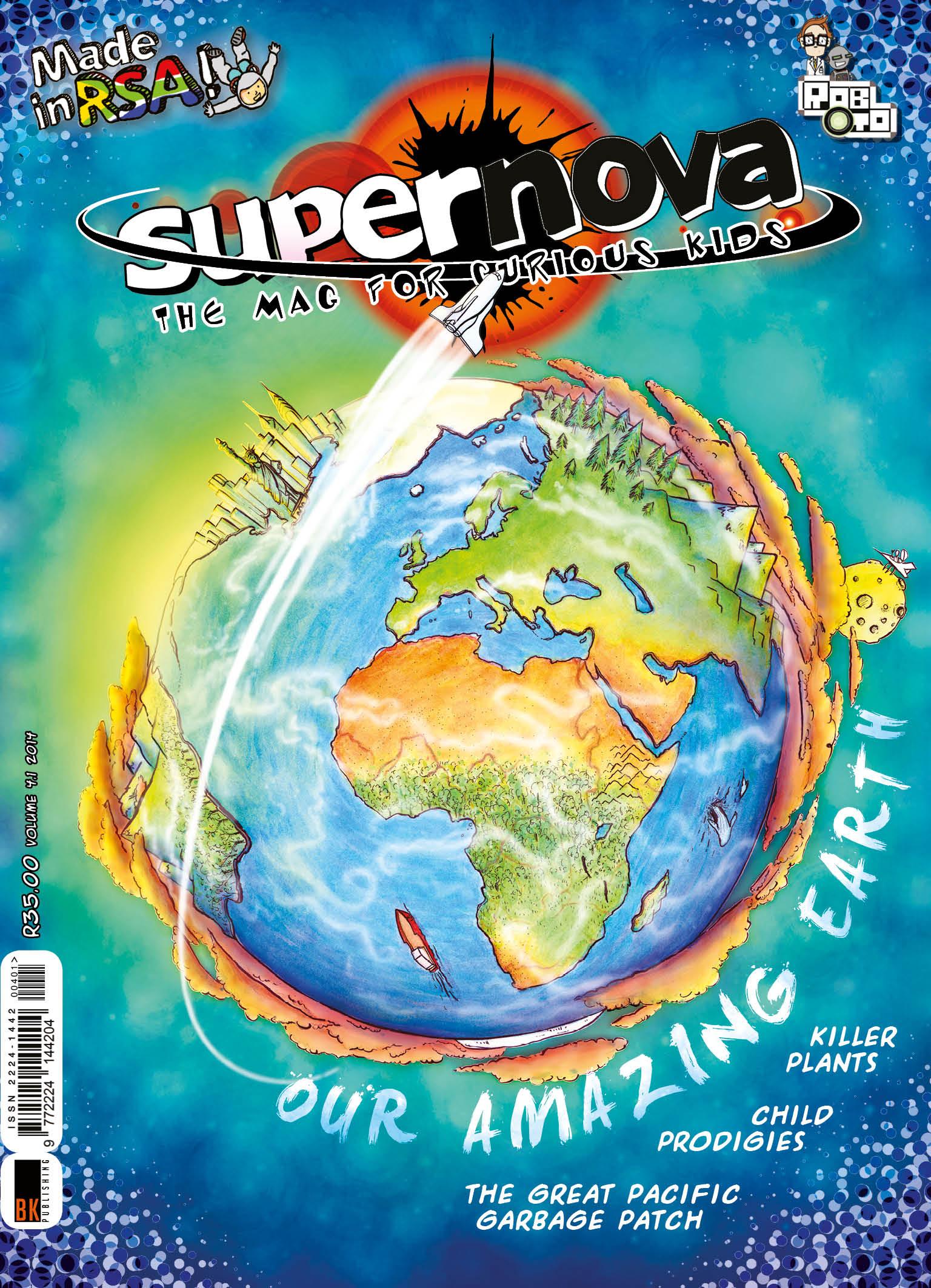 Supernova Vol. 4.1 Our Amazing Earth