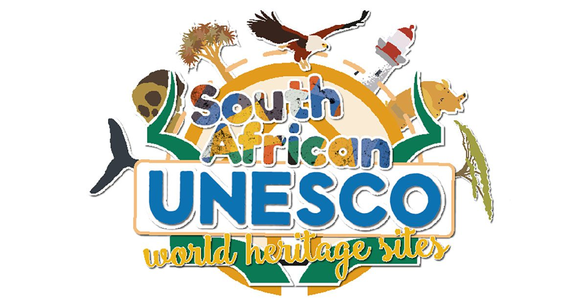 South African UNESCO sites header