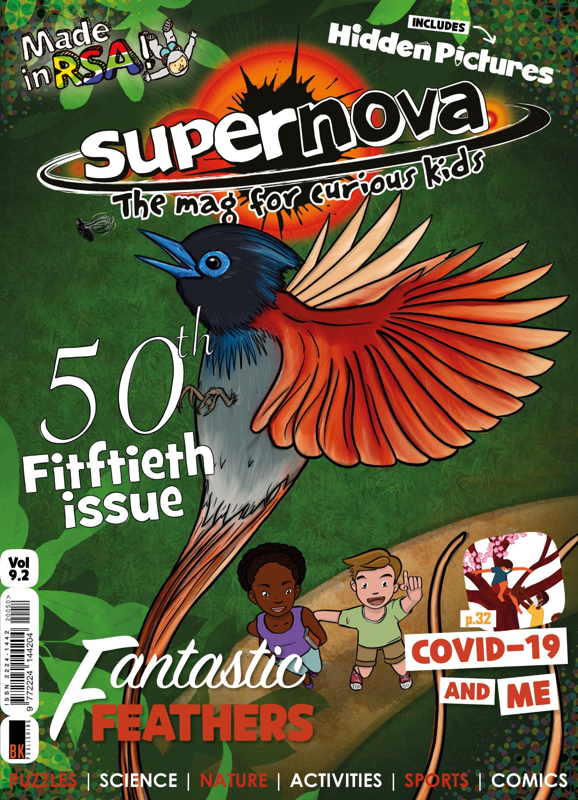Supernova Issue 9.2 50th Issue