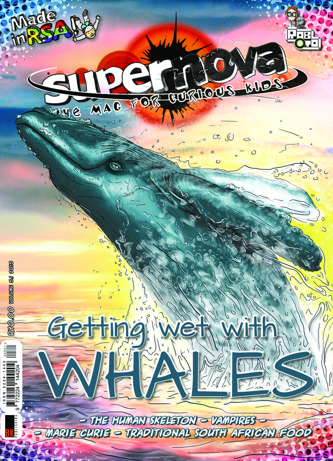 Supernova Issue 5.1 Whales