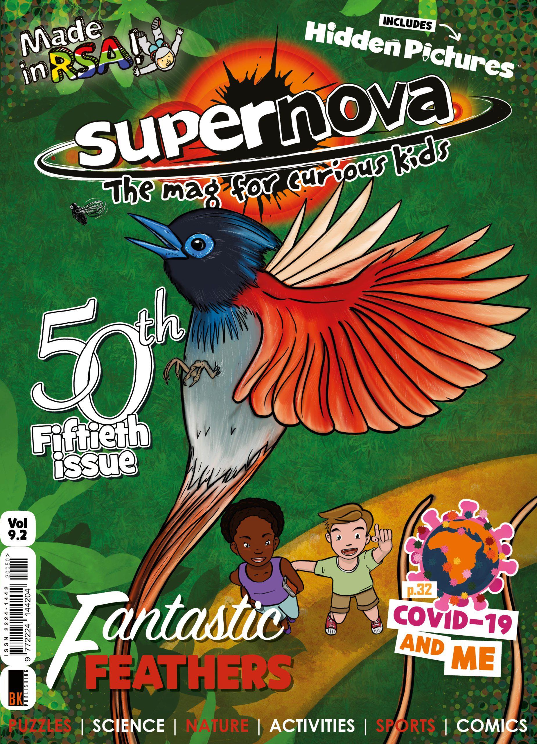Supernova Vol 9.2 - 50th Issue