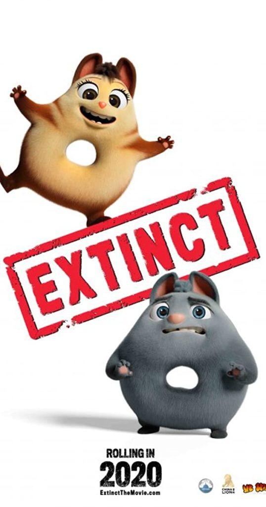 Extinct movie poster