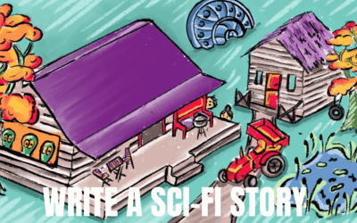 Write a Sci-Fi Story