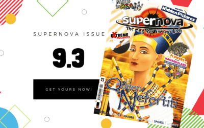 The brand new Supernova issue is here!