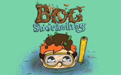 The great Bog Snorkeling championship!
