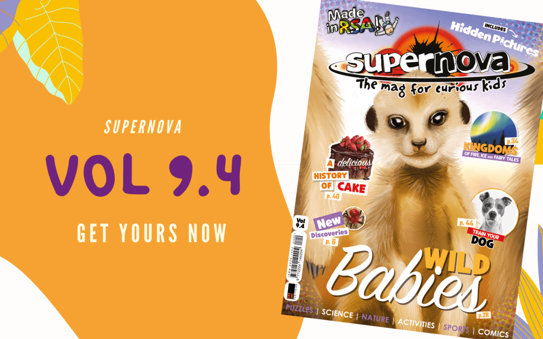 Vol 9.4 of Supernova is here!