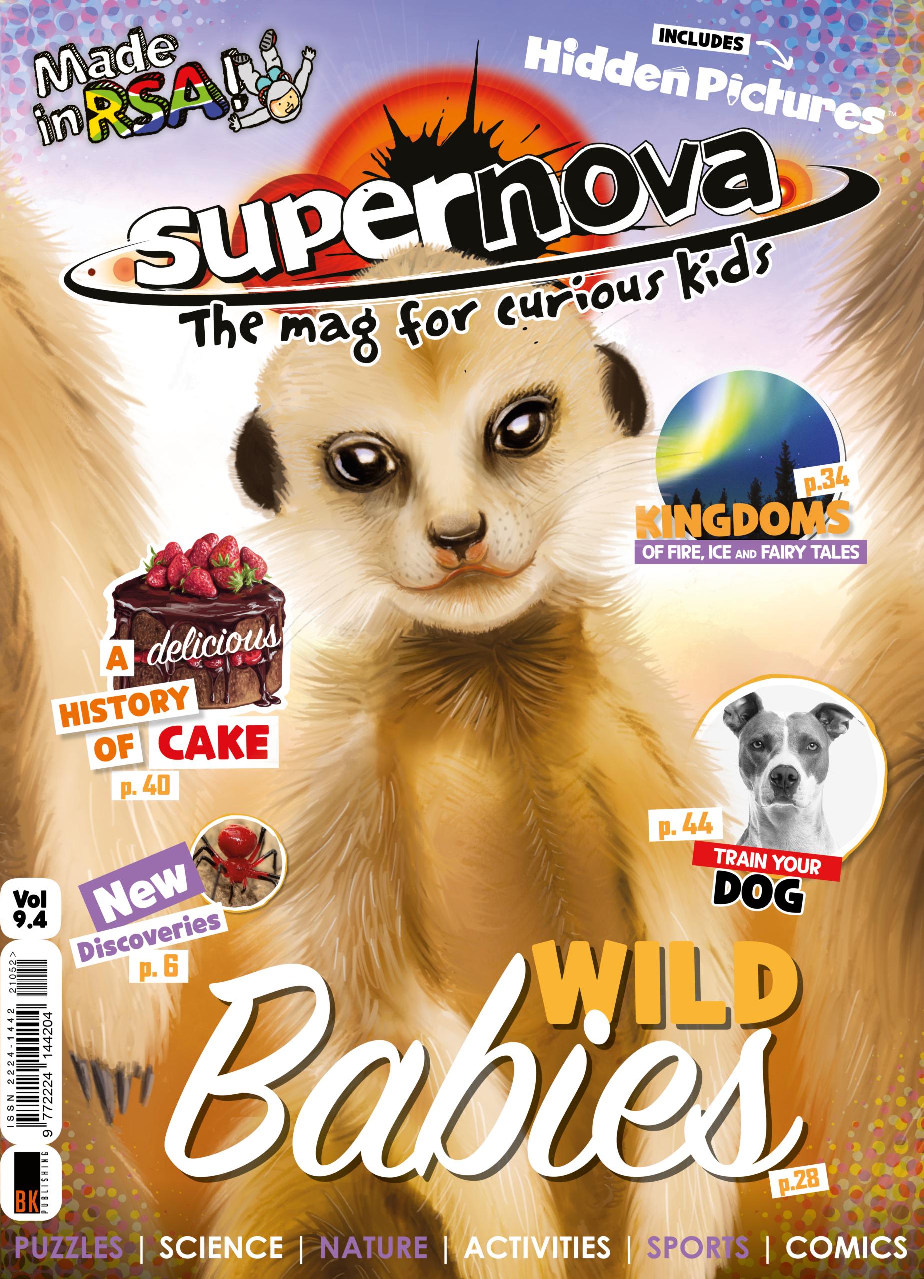 Supernova Vol 9.4 Cover