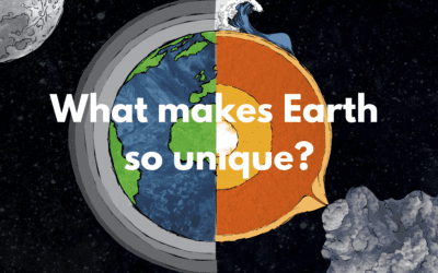 What makes Earth so unique?