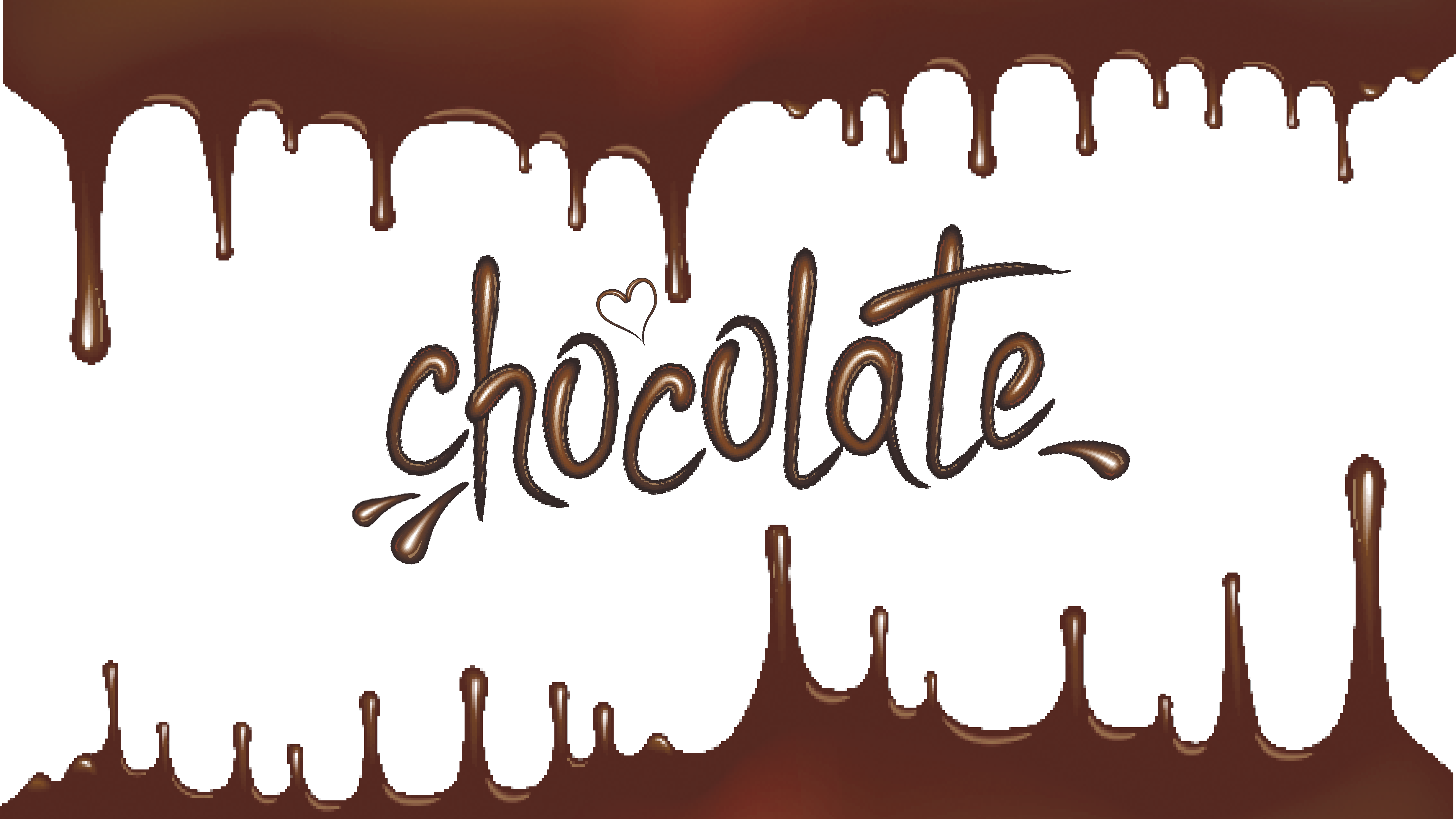 A world of chocolate