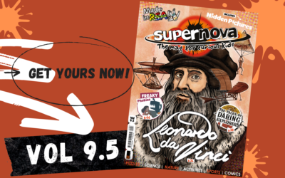Vol 9.5 of Supernova is here!