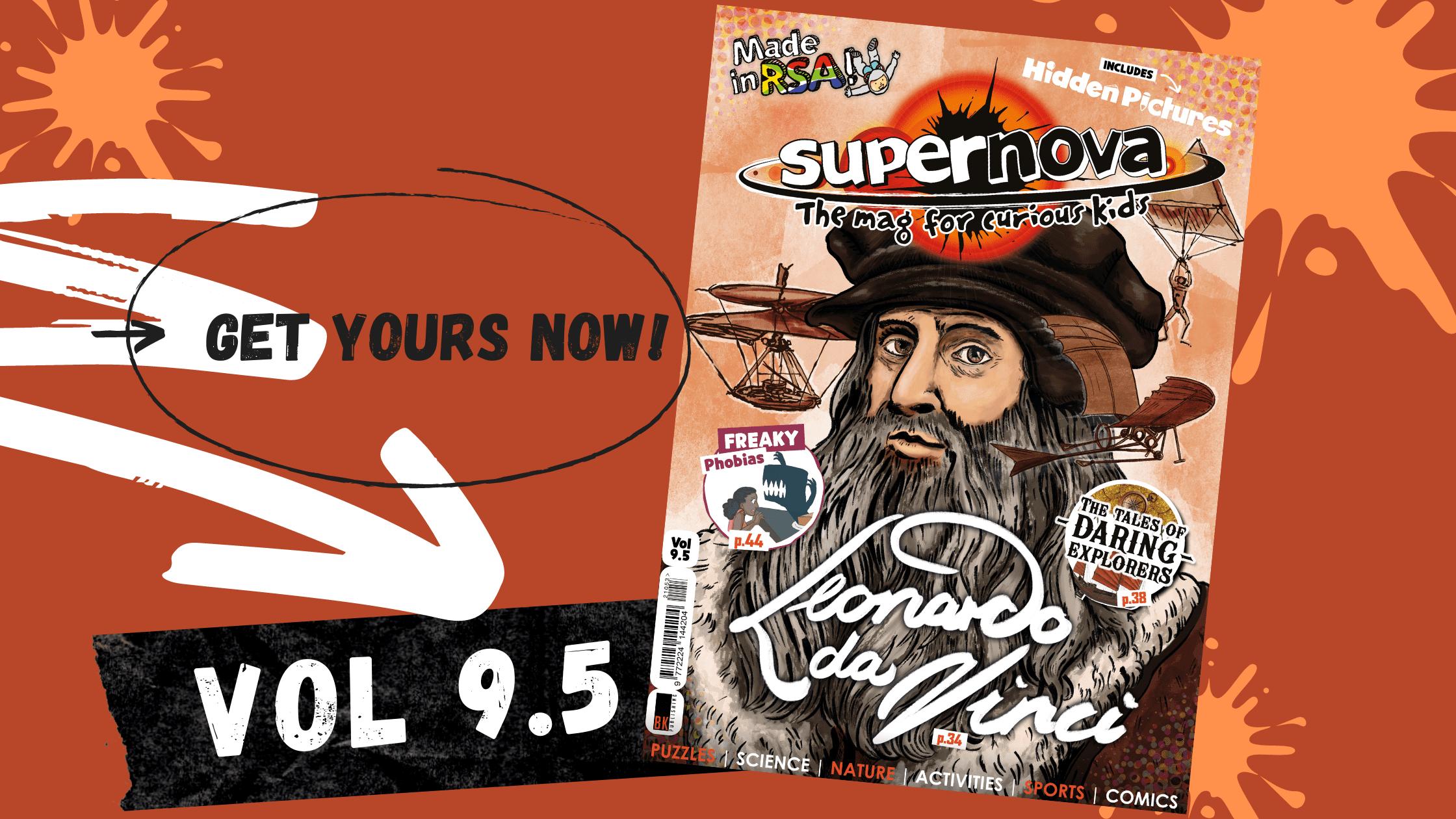 Supernova volume 9.5