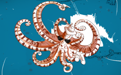 My name is Octopus, Mimic Octopus.