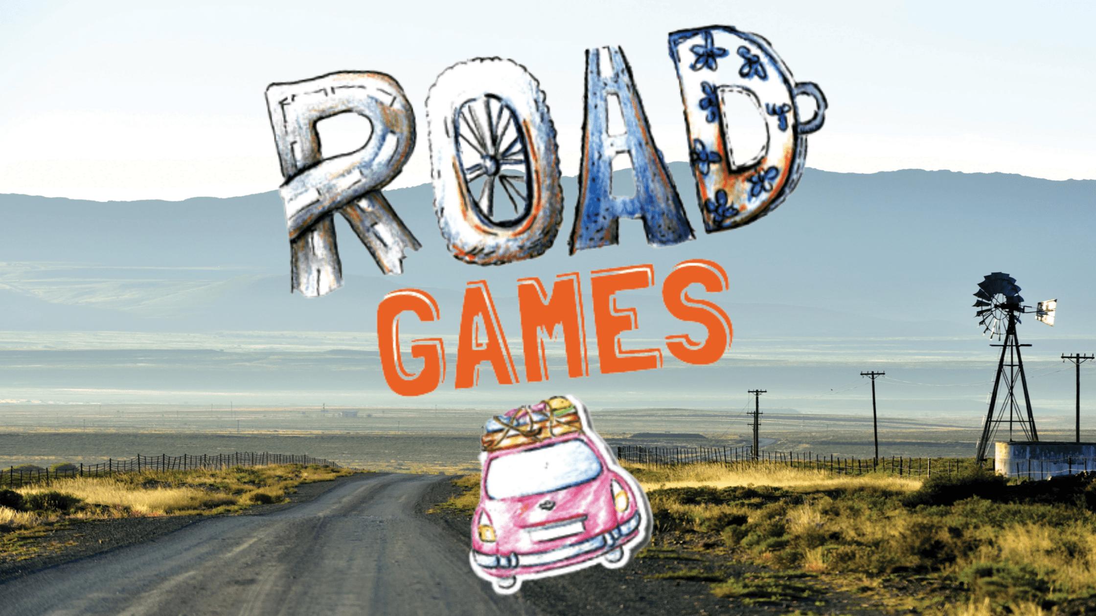 Road games blog banner