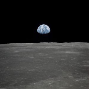 Earthrise, Apollo 11 1969