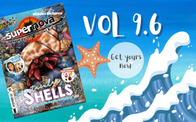 The last issue of Volume 9!